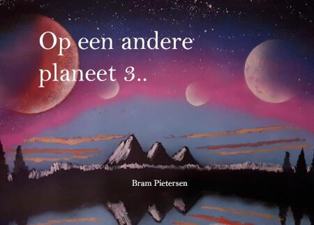 Cover Op een andere planeet 3