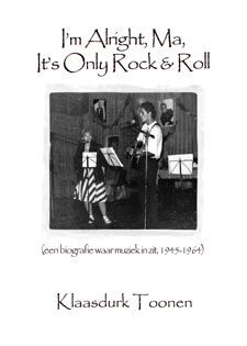 Cover I'm Alright, Ma, It's Only Rock & Roll