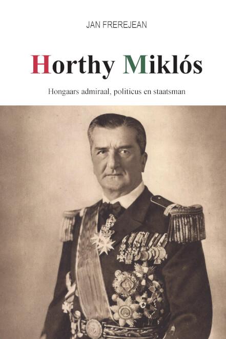 Cover HORTHY MIKLÓS