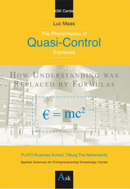 Cover The Phenomenon of Quasi-Control Explained