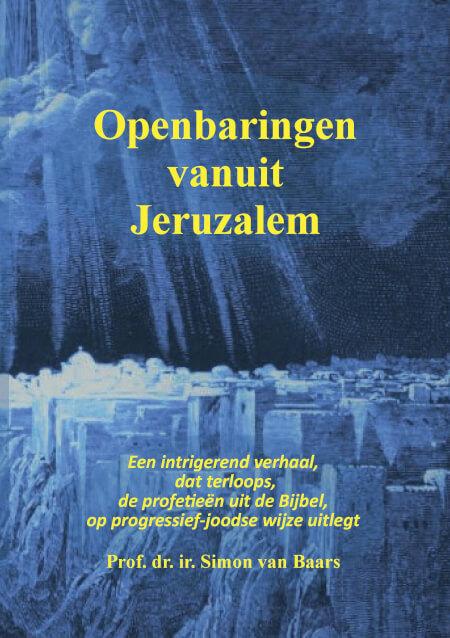 Cover Openbaringen vanuit Jeruzalem