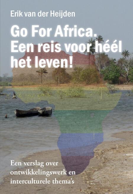 Cover Go For Africa. Een reis voor héél het leven!
