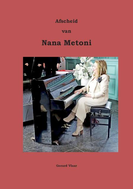 Cover Afscheid Nana Metoni