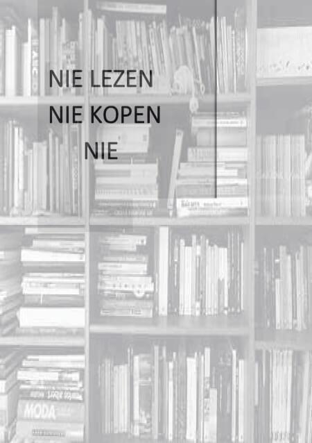 Cover nie lezen