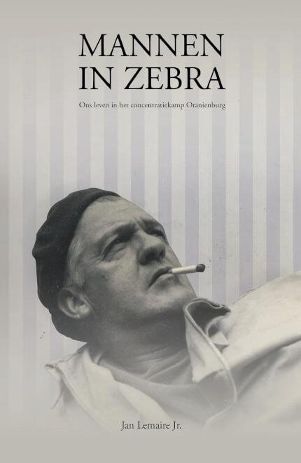 Cover Mannen in Zebra Jan Lemaire Jr,