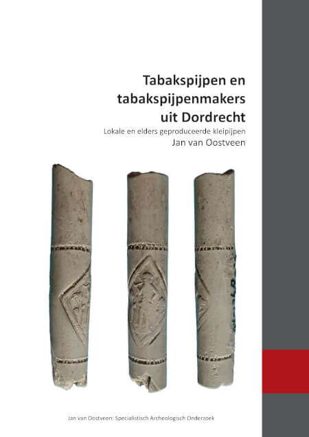 Cover Tabakspijpen en tabakspijpenmakers uit Dordrecht