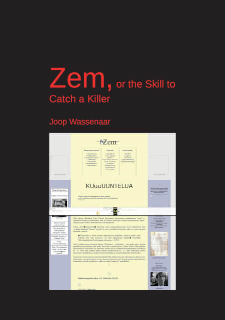 Cover Zem, or the Skill to Catch a Killer