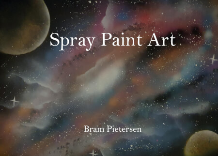 Cover Spray Paint Art
