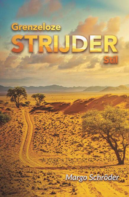 Cover Grenzeloze Strijder, stil