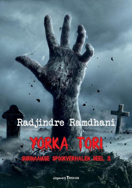 Cover Yorka Tori, Surinaamse Spookverhalen deel 3