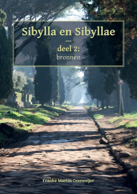 Cover Sibylla en Sibyllae, bronnen