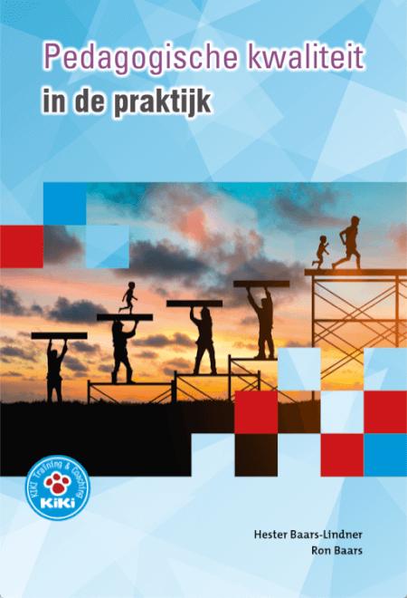 Cover Pedagogische kwaliteit in de praktijk