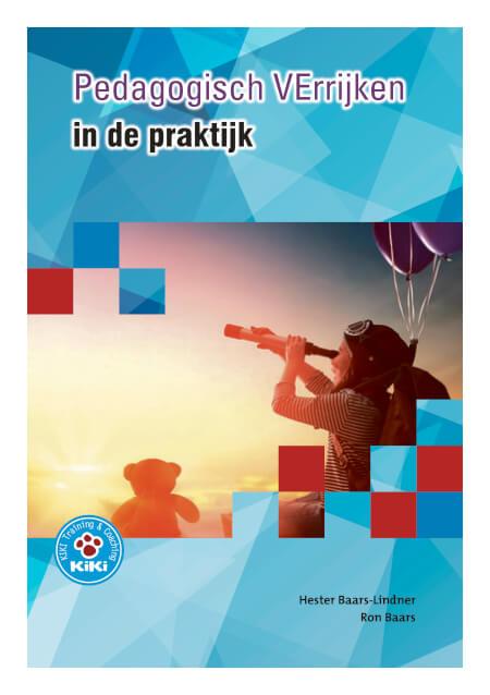 Cover Pedagogisch VErrijken in de praktijk