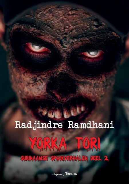 Cover Yorka Tori, deel 2,