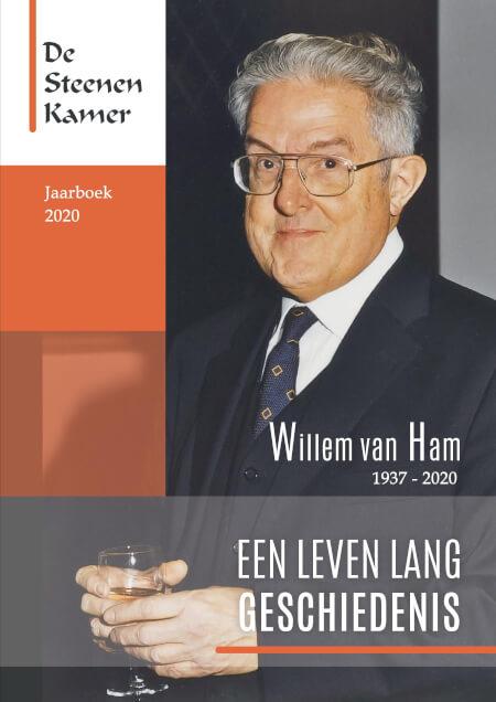 Cover Jaarboek Heemkundekring De Steenen Kamer 2020