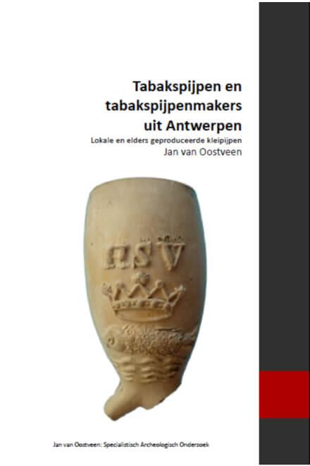 Cover Tabakspijpen en tabakspijpenmakers uit Antwerpen