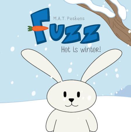 Cover Fuzz - Het is winter!