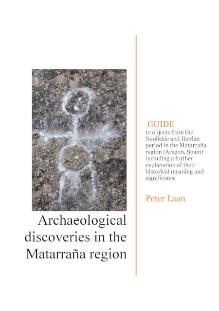 Cover Archaeological discoveries in the Matarraña region