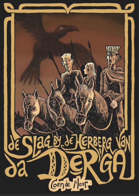 Cover De slag bij de herberg van Da Derga