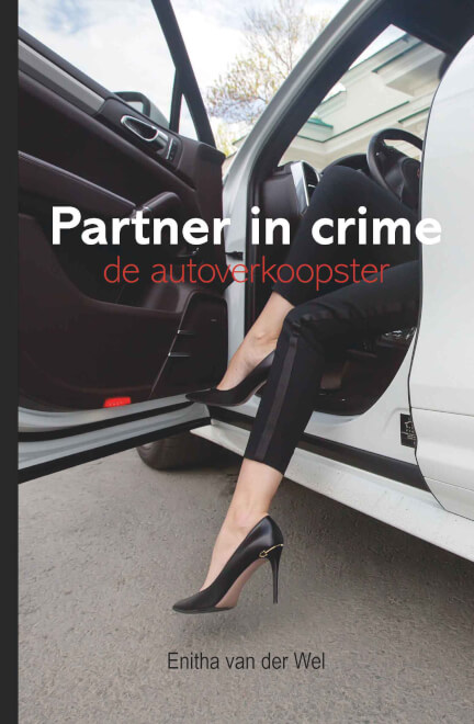 Cover Partner in crime - grootletterboek