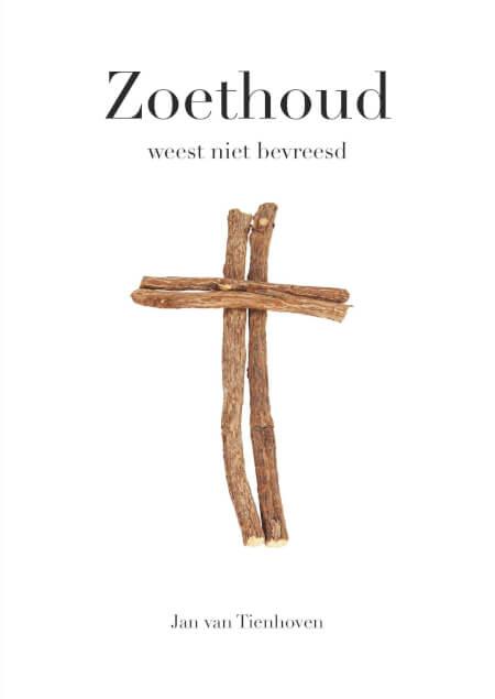 Cover Zoethoud tweede druk hardcover