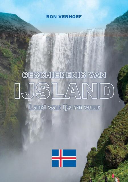 Cover Geschiedenis van IJsland