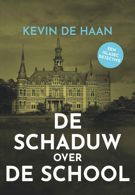 Cover De Schaduw over de School