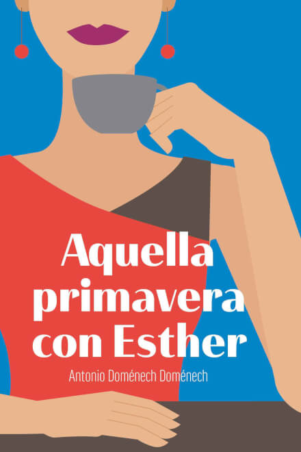 Cover Aquella primavera con Esther