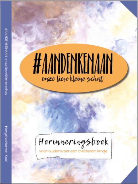 Cover Onze lieve kleine schat #AANDENKENAAN