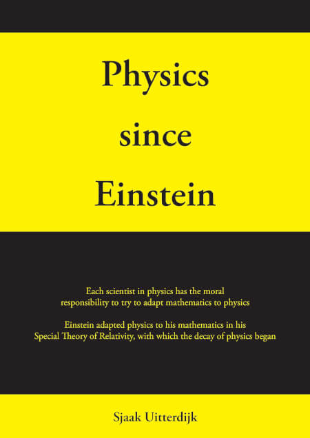 Cover Physics since Einstein