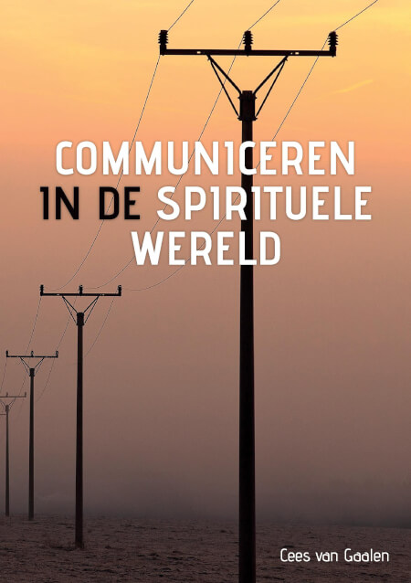 Cover Communiceren in de spirituele wereld
