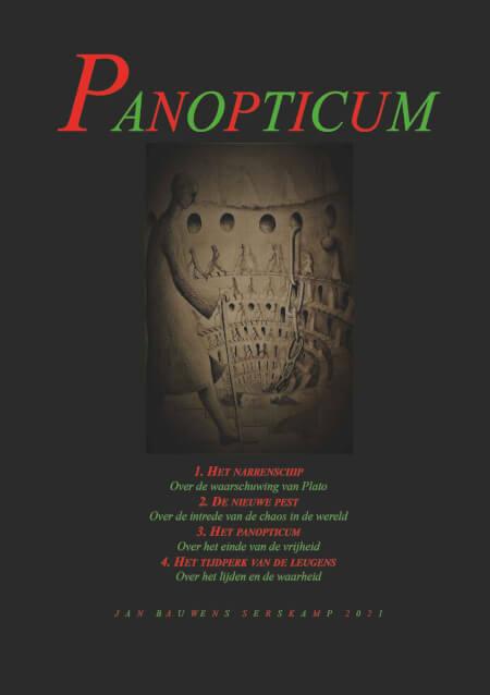 Cover Panopticum I en II
