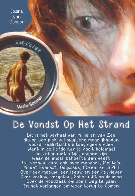 Cover De Vondst Op Het Strand