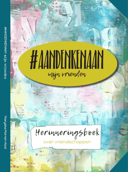 Cover Mijn vrienden #AANDENKENAAN