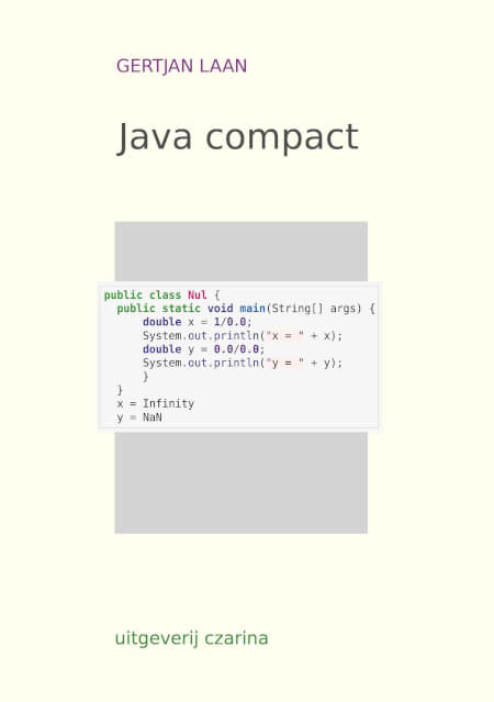 Cover Java Compact