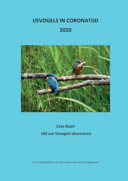 Cover IJsvogels in Corona-tijd 2020