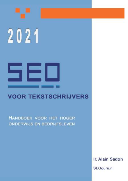 Cover SEO voor tekstschrijvers