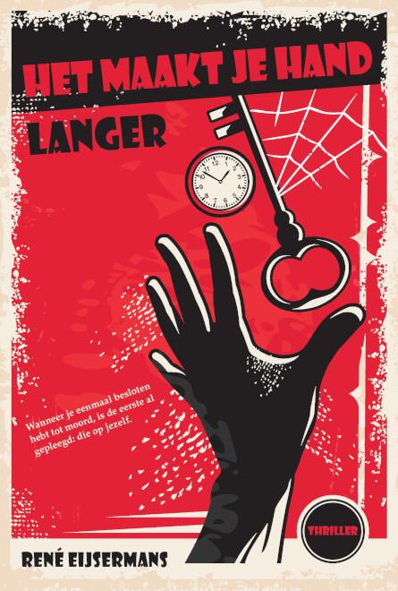 Cover Het Maakt Je Hand Langer
