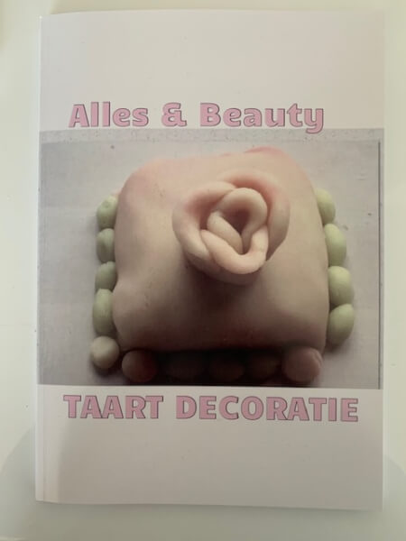 Cover Alles & Beauty Taart Decoratie