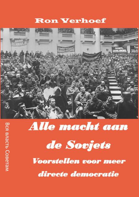 Cover Alle macht aan de Sovjets