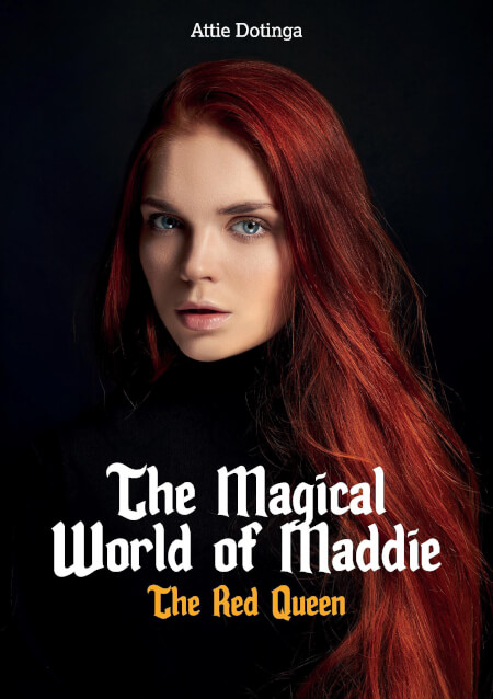 Cover The Magical World of Maddie.