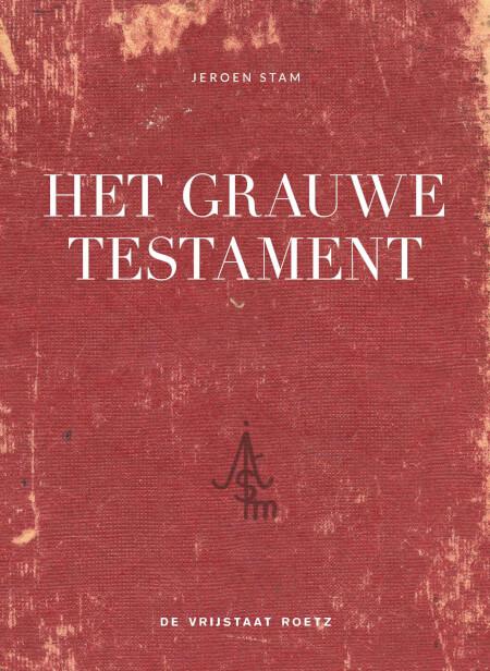 Cover Het Grauwe Testament