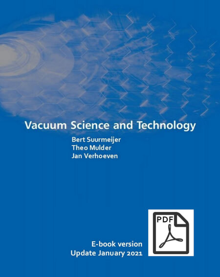 Cover Vacuum Science and Technology