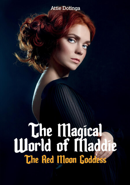Cover The Magical World of Maddie