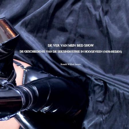Cover DE VER VAN MIJN BED SHOW