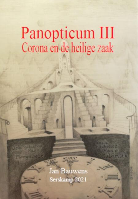 Cover Panopticum III. Corona en de heilige zaak