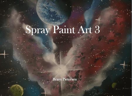Cover Spray Paint Art 3