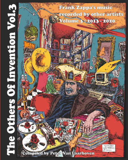 Cover The Others Of Invention - Vol.3