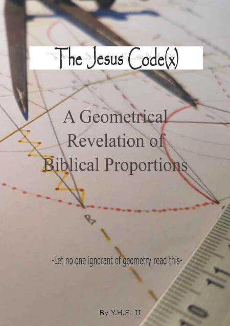 Cover The Jesus Code(x)