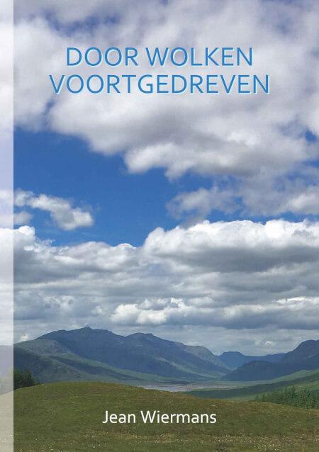 Cover DOOR WOLKEN VOORTGEDREVEN